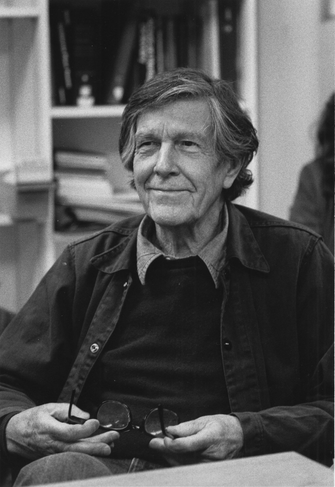 John Cage is a famous composer, creator of the piece of music.