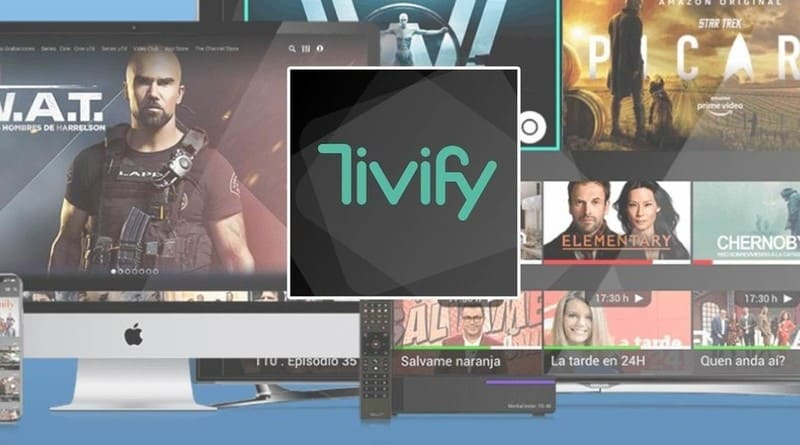 Tivify Internet television