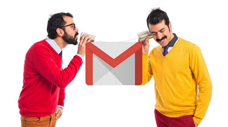 Gmail audio notes