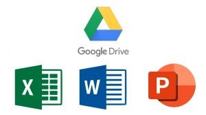 You can edit Office documents directly with Google Drive