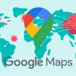How to use Google Maps new COVID-19 map