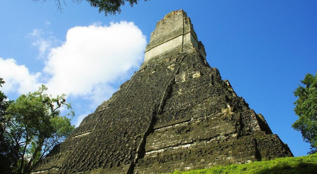 The water treatment system invented by the Mayans is another sign of their progressive development.