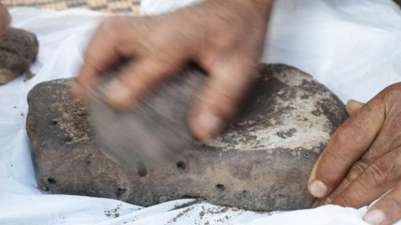 The recipe for the oldest bread in the world was revealed thanks to a stale bread from ... 14,000 years ago