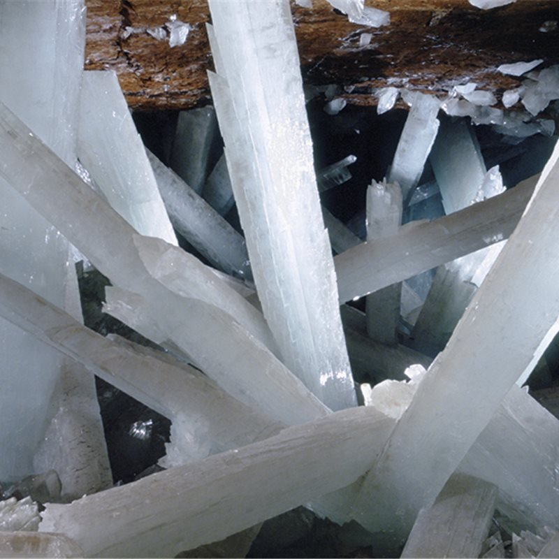 Crystals that form in hours contradict accepted theories.
