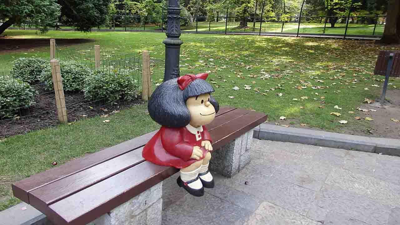Mafalda in Spain