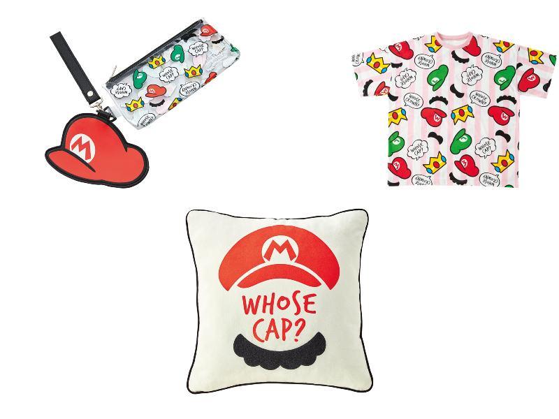 Mario Bros souvenirs