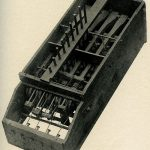 The first mechanical calculator