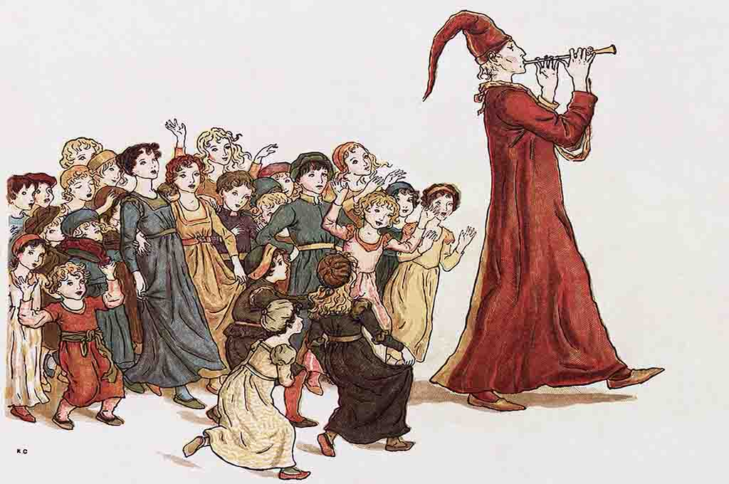 Do you know the true story of the Pied Piper of Hamelin?