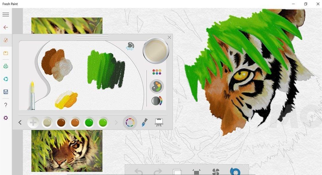 Alternatives to paint