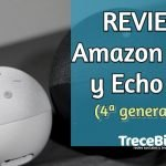 This is the 4th generation Echo and Echo Dot from Amazon [Vídeo]