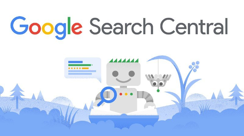 Google Search Central the new search center