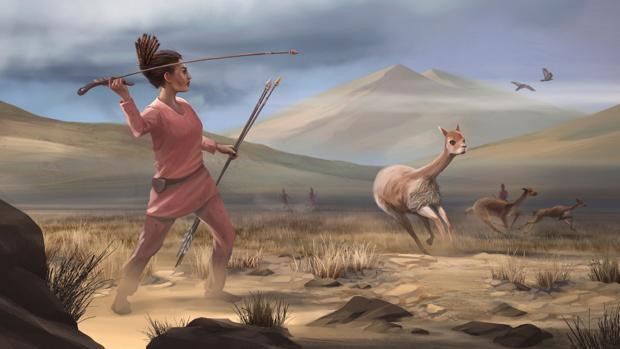 Little was known about the hunters of prehistory. It