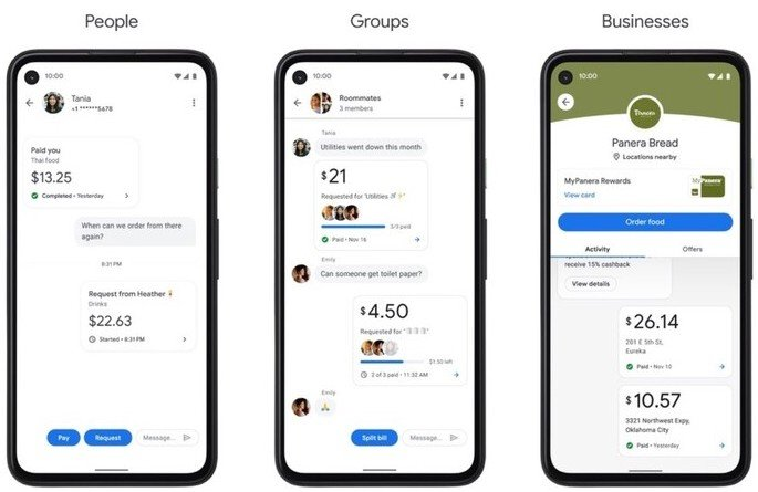 Google Pay is redesigning payment history