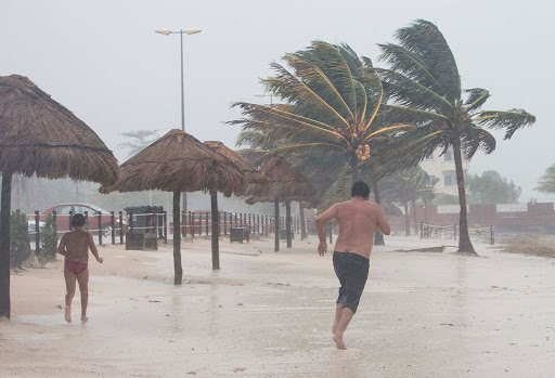 One study found that hurricanes named after women are easier to take.
