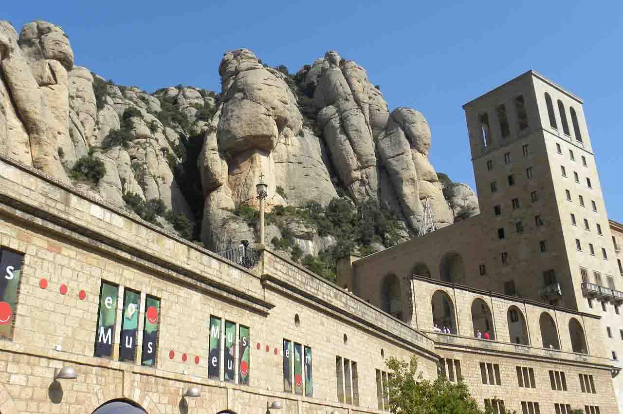 Holy Grail in Montserrat