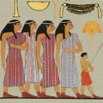 Ancient Egyptian sexuality was considered deviant and immoral