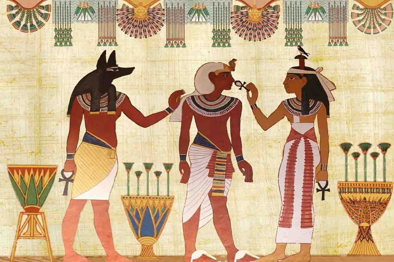 Ancient Egyptian Sexual Practices