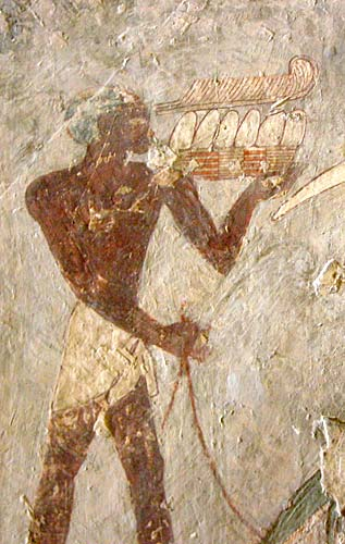 Eggs are in mythology and the food of all ancient cultures.