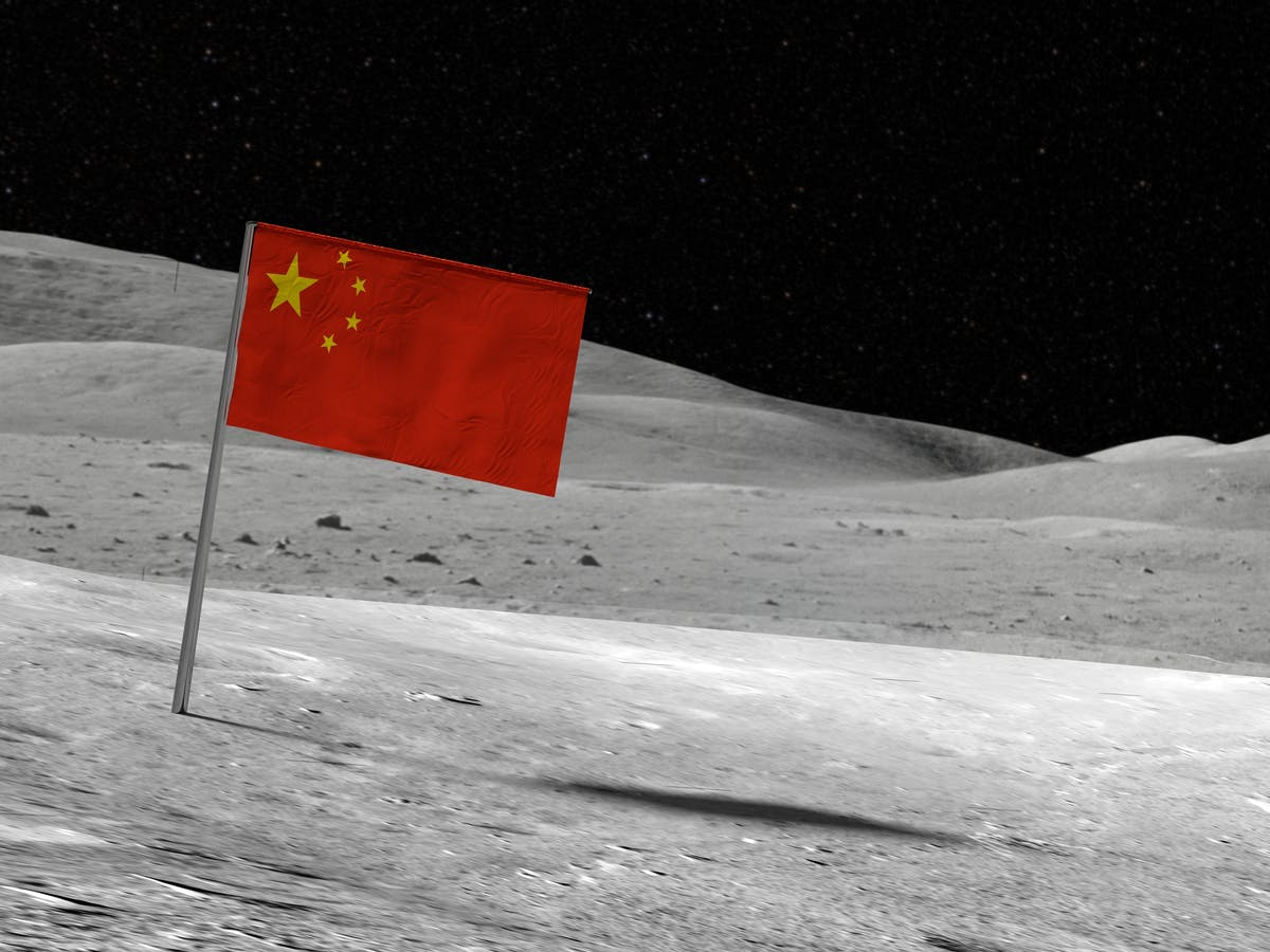 The second flag on the moon comes from China. What will the third be?