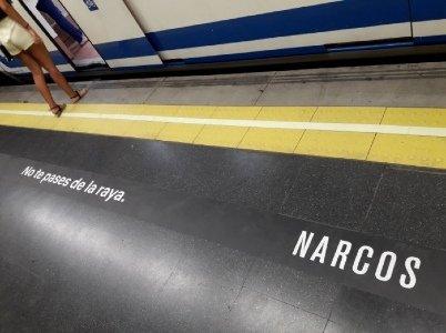 Narco Marketing Series Movies Promote Drugs