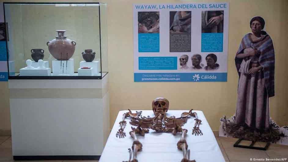 Wayau, the woman who is 600 years old