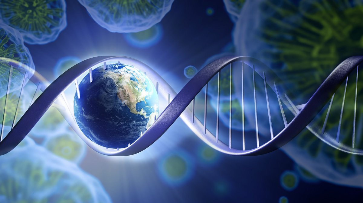 The various theories about the origin of life always have RNA and DNA in mind.