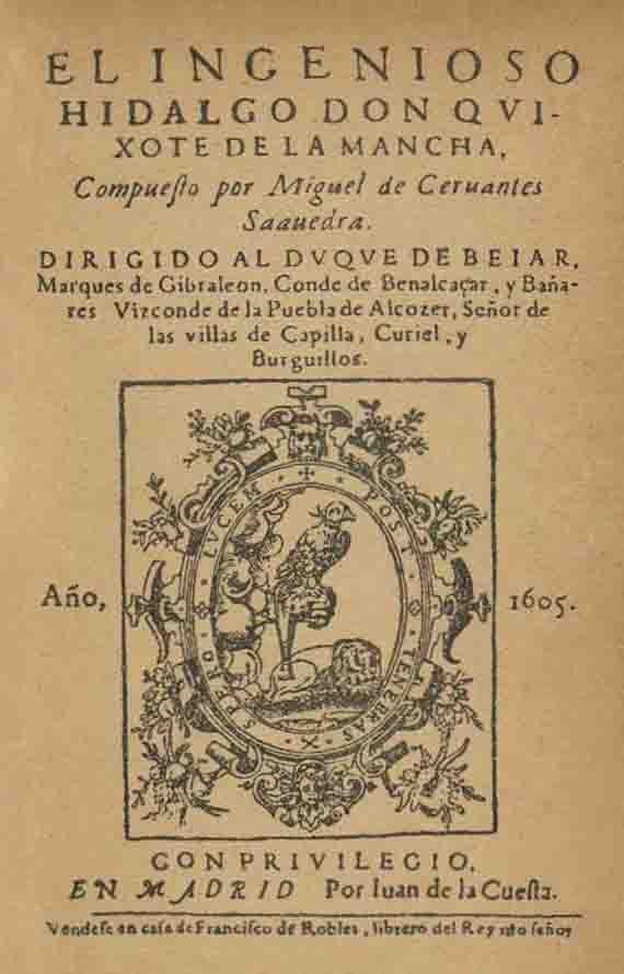 Don Quixote from La Mancha