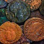 A treasury with 7,000 Roman coins was discovered in Hungary