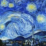 Astronomical secrets in famous paintings