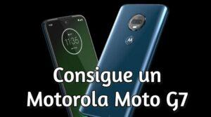 We're giving away a Motorola Moto G7