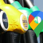 Google Maps already shows the cheapest petrol stations
