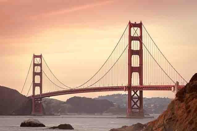 iconic and famous bridges