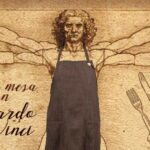 Leonardo Da Vinci's vegetarian diet