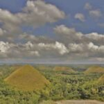 The Chocolate Hills attract a lot of tourism to the Philippines
