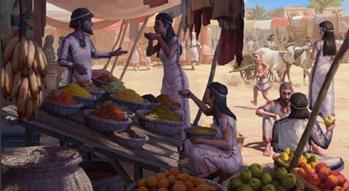 The banana was already consumed in the Mediterranean region 3,700 years ago