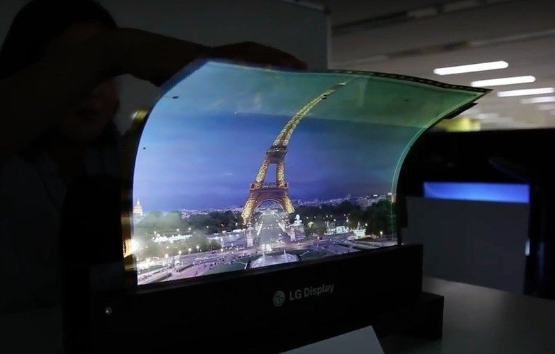 The flip televisions of the future are one of the many innovations that will be shown at the upcoming Consumer Electronics Show technology fair.