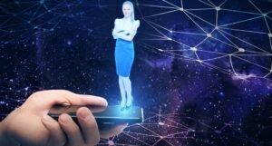 Los hologramas que saldrán de tu celular cambiarán la forma de explorar las imágenes digitales.