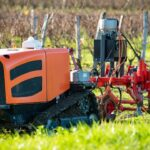 The laser robot that replaces pesticides