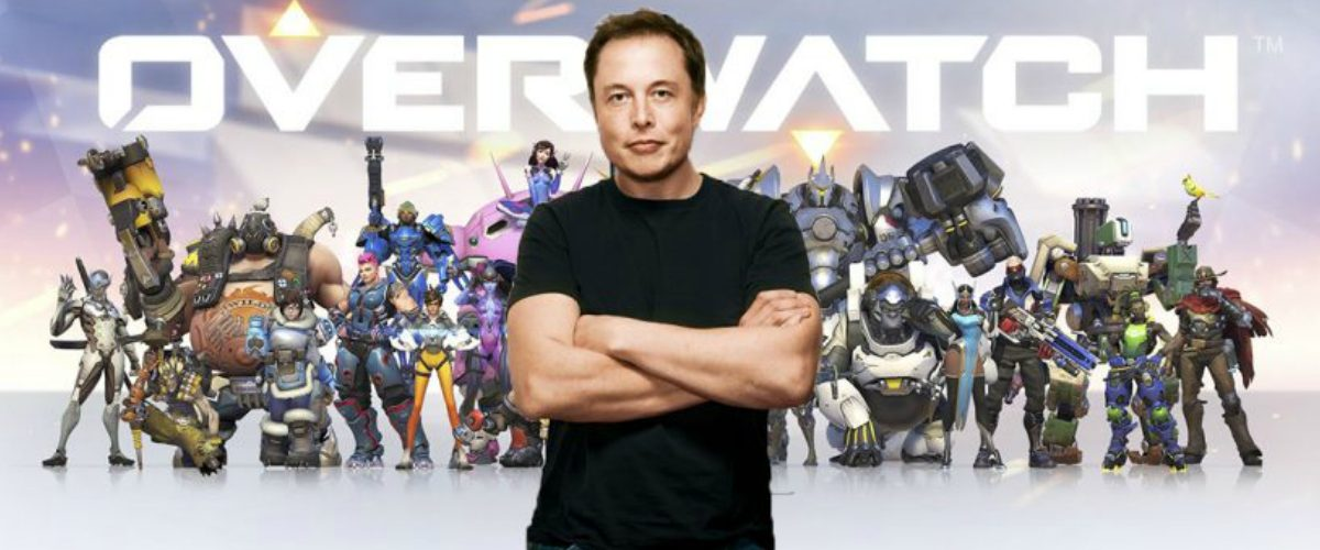 Elon Musk has a history with video games, venturing into the industry as a young man.