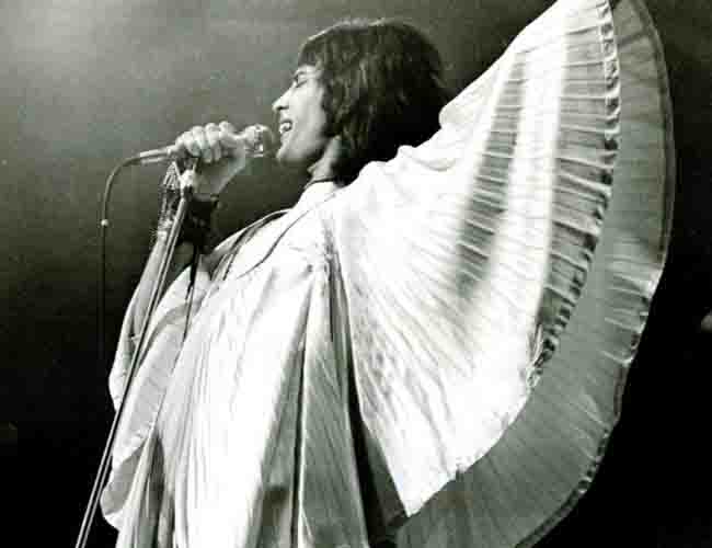 Showing and singing was the life of Freddie Mercury