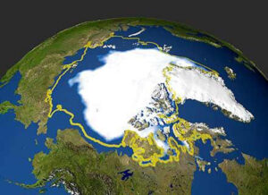 The threat of fresh water in the Arctic