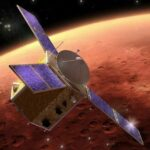 The Hope probe entered Mars orbit
