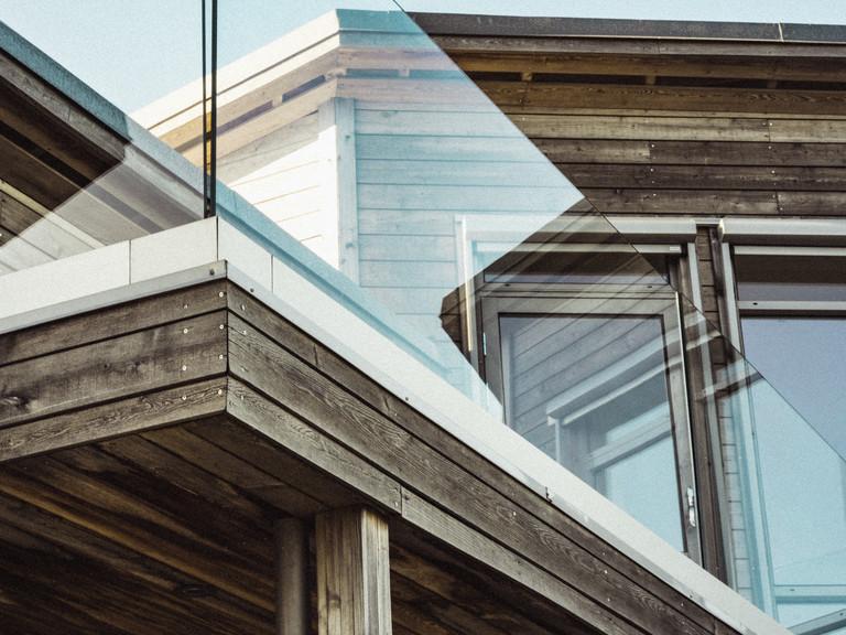 Transparent wood would serve to improve decorative processes.
