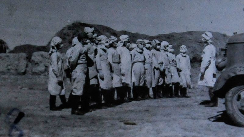 According to the files, Unit 731 initiated biological warfare in more than 20 provinces and cities in China.