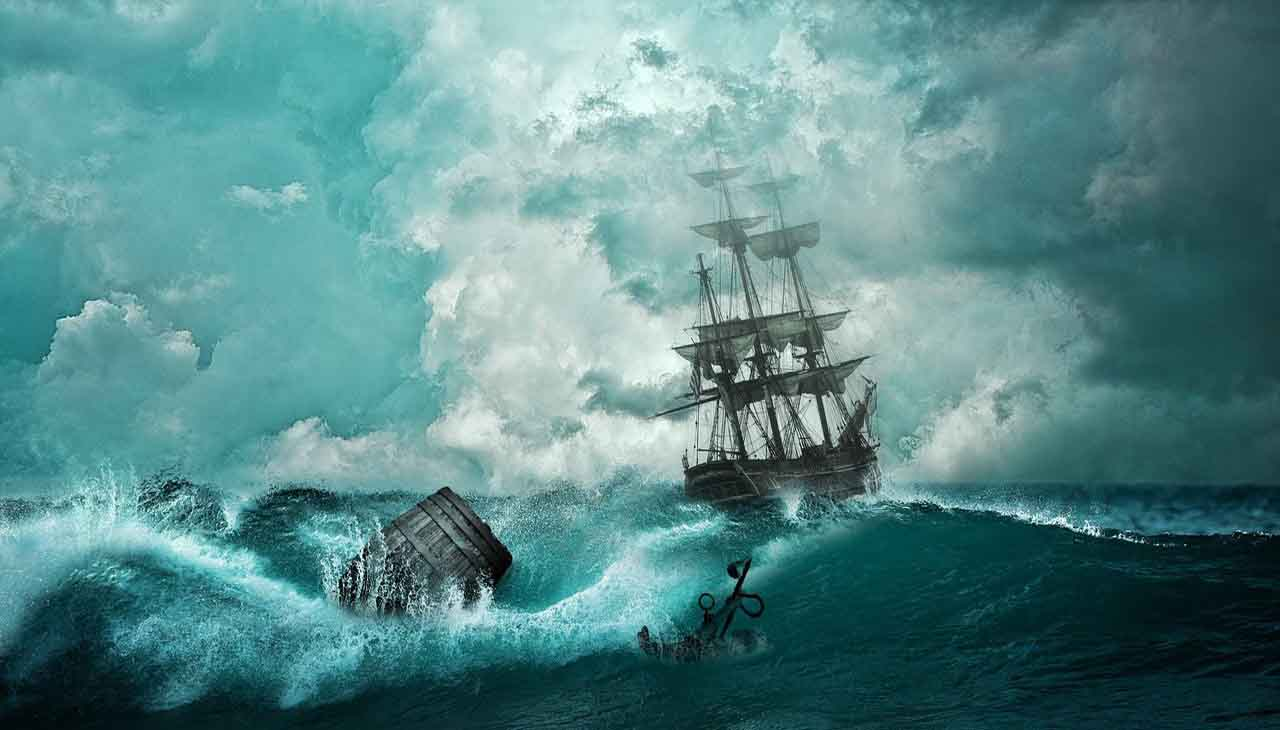 Millionaire shipwreck during colonial Spain