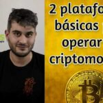 Two basic platforms for trading cryptocurrencies [Vídeo]