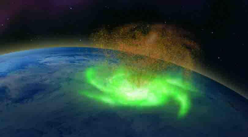 Space hurricane