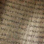 New fragments of the Dead Sea Scrolls found