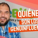 """Difference between influencers and """"genuine influencers"""" [Vídeo]"""