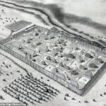 They found an old English settlement in the USA